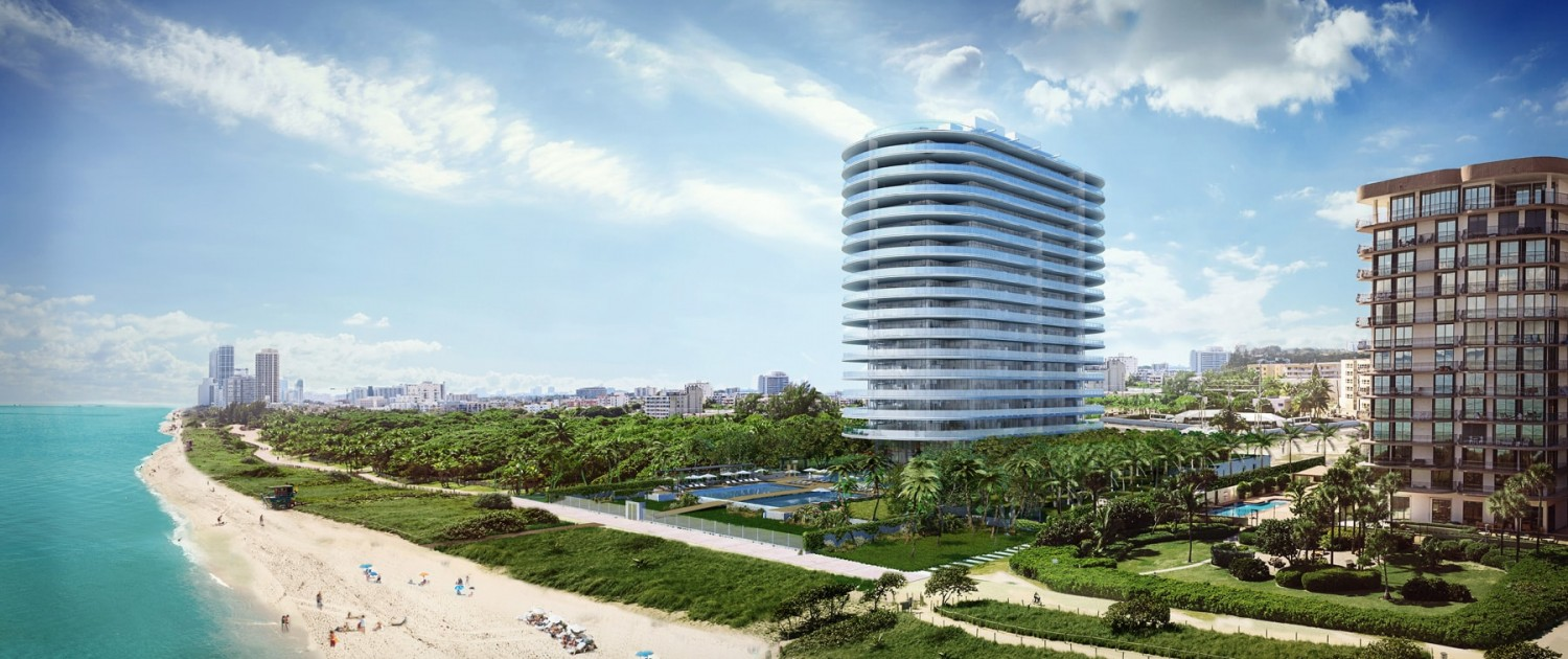 Eighty Seven Park By Renzo Piano Orca Holding