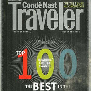 Best Hotels In The World Conde Nast