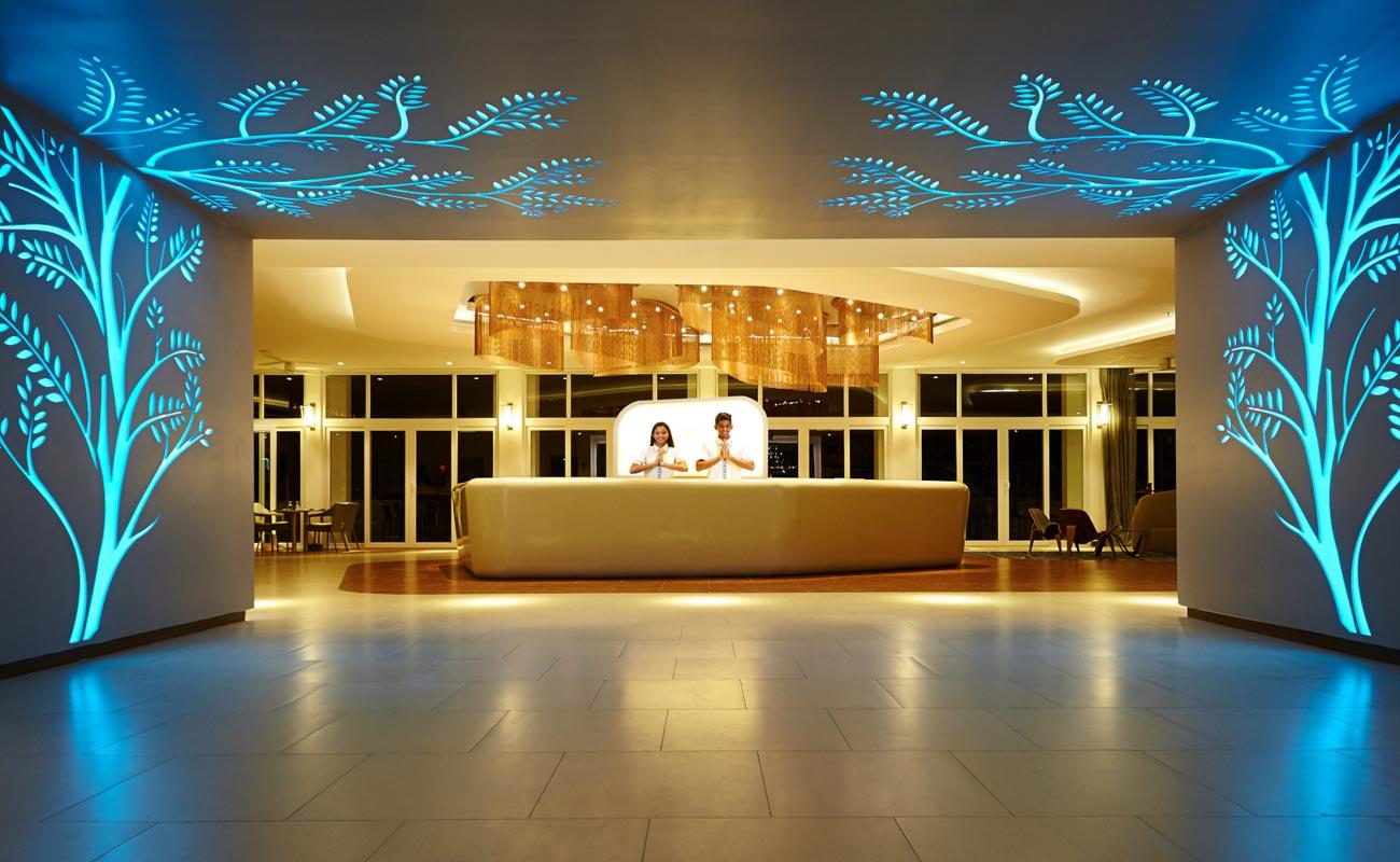 Ozo shama orca holding for Hotel design nice